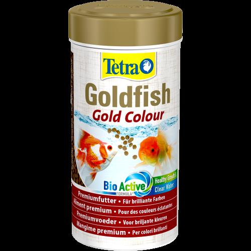 Mangime per pesci rossi in granuli Tetra Goldfish Gold Colour 100 ml
