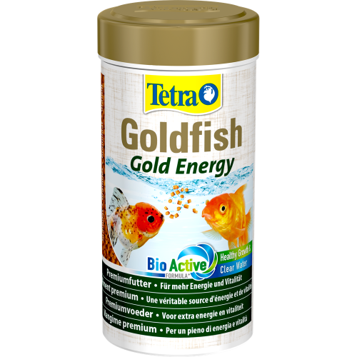 Mangime per pesci in granuli Tetra Goldfish Gold Energy 100 ml