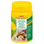 Mangime complementare per rettili erbivori SERA Reptimineral H 100 ml