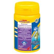 Biocondizionatore per acquario SERA Mineral Salt 100 ml