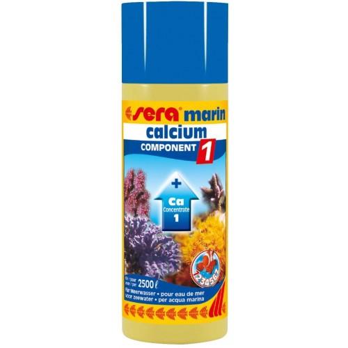 Calcio per acquario marino SERA Marin Component 1 Ca 250 ml