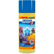Calcio per acquario marino SERA Marin Component 2 Ca 250 ml