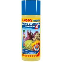 Oligoelementi per acquario marino SERA Marin Component 4 Trace Elements Kationics 250 ml