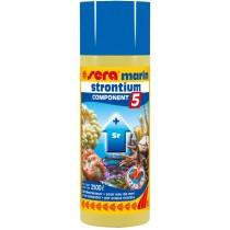 Stronzio per acquario marino SERA Marin Component 5 Strontium 250 ml