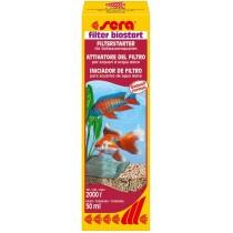 Attivatore filtro acquario SERA Filter Biostart 50 ml