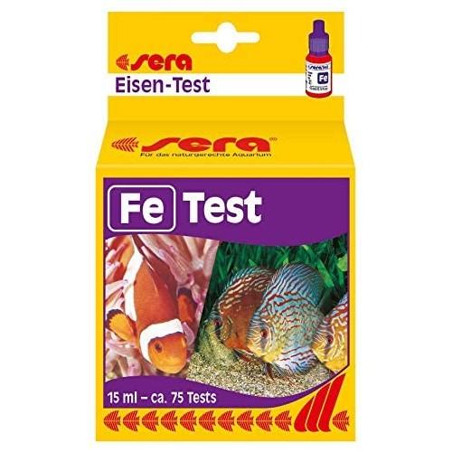 Misuratore ferro acquario SERA Fe-Test (ferro-Test) 15 ml