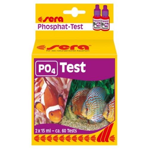 Misuratore fosfati per acquario SERA PO4-Test (phosphat-Test) 15 ml