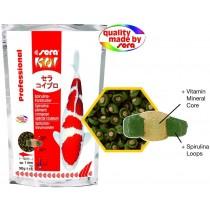 Mangime per carpe Koi SERA Koi Professional Spirulina 500 g