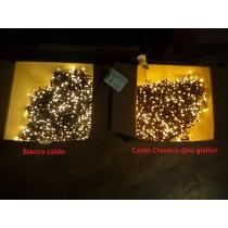 Luci di natale Kaemingk 1500 LED bianco caldo compact twinkle 34 m