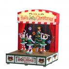 Lemax recita delle vacanza di Natale Villaggio natalizio