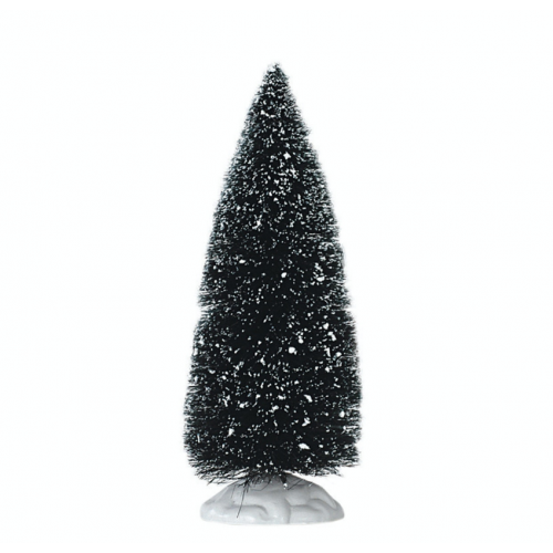 Lemax villaggio di Natale albero innevato large
