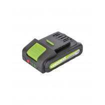 Batteria per attrezzi Verdemax 20 V 2 Ah