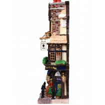 Lemax villaggio di Natale Wesley pub