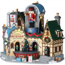 Lemax villaggio di Natale fabbrica di schiaccianoci