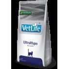 Crocchette gatti Farmina Vet life ultrahypo feline 400 grammi