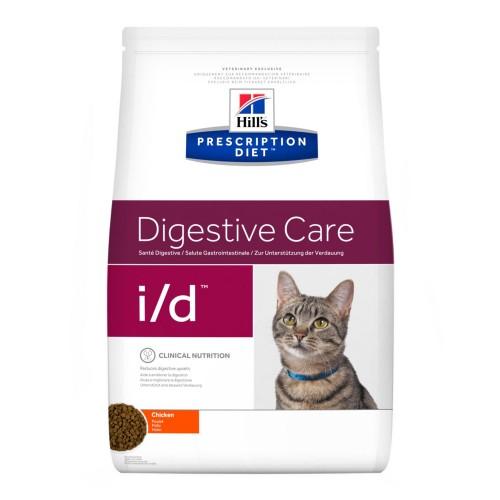 Crocchette gatti Hill's digestive care i/d 400 grammi