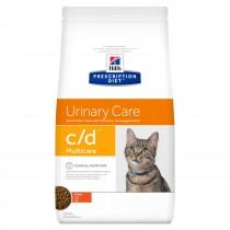 Crocchette gatti Hill's urinary care c/d multicare 400 grammi