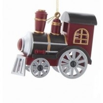 Addobbi albero di Natale Kurt S. Adler Locomotiva