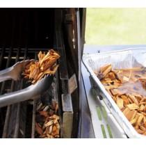 Weber chips per affumicatura aroma mele 700 grammi
