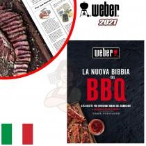 """Libro Weber """"La nuova Bibbia del barbecue"""""""