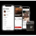 Weber termometro digitale connect smart grilling hub