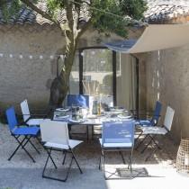 Tavolo da giardino Lafuma 2716 Anytime XL 140x80 cm