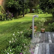 Fontanella da giardino Bel-Fer 42/PSI in acciaio inox