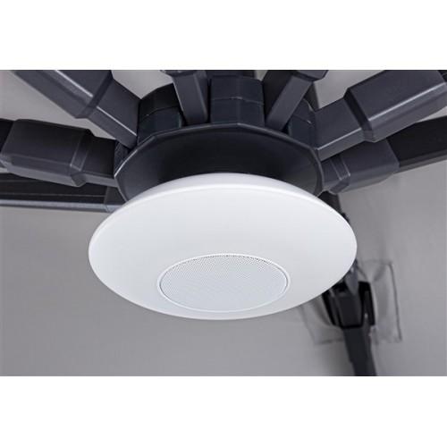 Speaker con LED per ombrellone Bizzotto 0795365