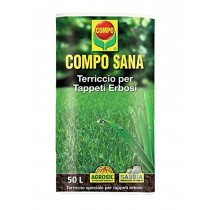 Terriccio Compo sana per tappeti erbosi 50 litri