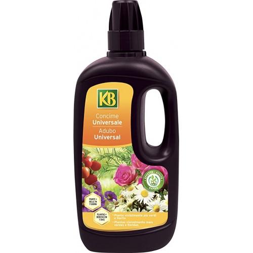 Concime liquido universale KB 1 litro