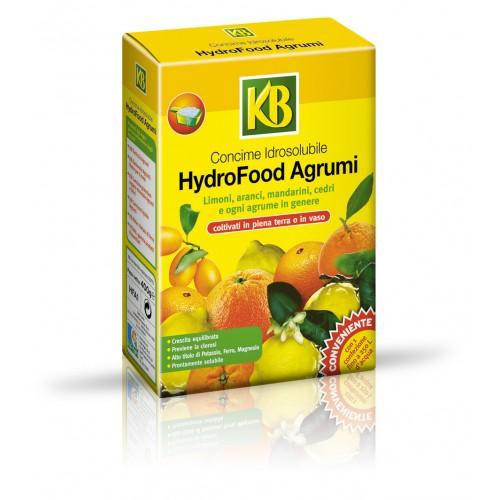 Concime agrumi granulare KB hydrofood 400 grammi