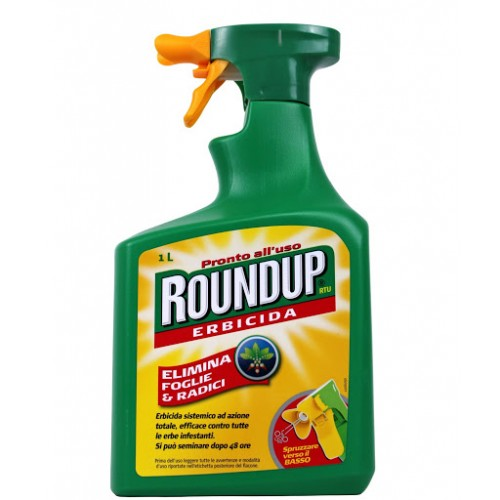 Erbicida KB roundup rapido 1 litro