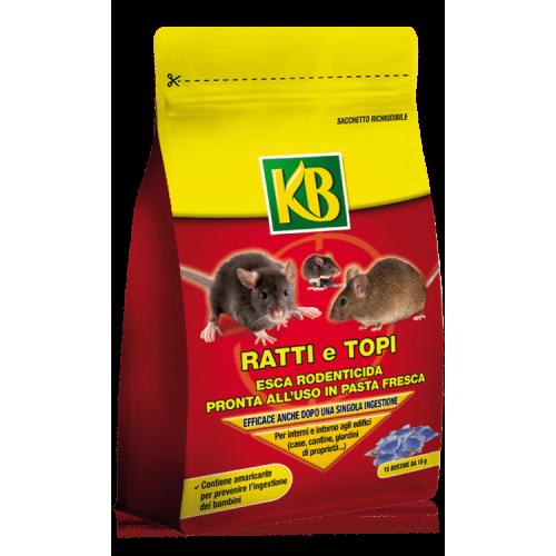 Topicida KB in pasta 150 grammi