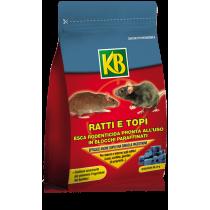 Topicida in blocchi KB 300 grammi