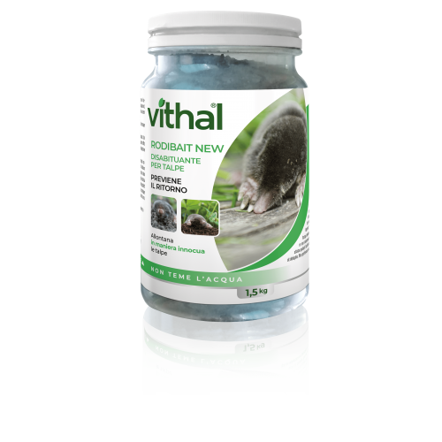 Disabituante per talpe Vithal 1.5 Kg