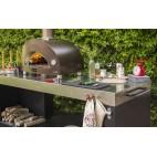 Tavolo per barbecue Alfa Pizza multifunzionale