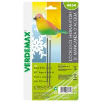 Uccellino segnalatore di mancanza d'acqua Verdemax 4454