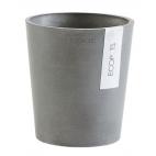 Vaso da tavolo in plastica riciclata Ecopots Morinda