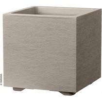 Fioriera Deroma gravity cubo 25 cm