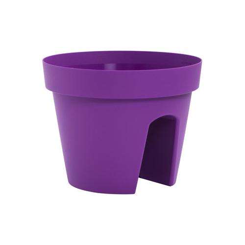 Vaso per ringhiera Plastecnic MYmood 30