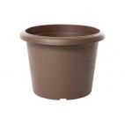 Vaso cilindrico Plastecnic E-Terrae