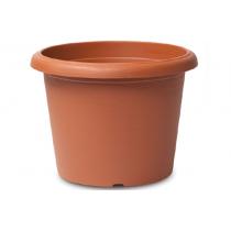 Vaso cilindrico Plastecnic Terrae 15