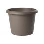Vaso cilindrico Plastecnic Terrae 30
