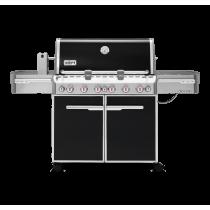Weber barbecue a gas Weber Summit E-670 nero