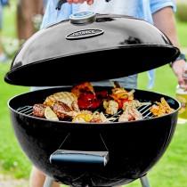 Barbecue a carbone Il Bracere Outback Comet Nero