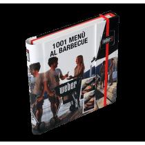 1001 menù al barbecue Ricettario Weber 311272