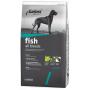 Crocchette per cani Golosi pesce fish 12 Kg
