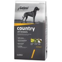 GOLOSI Country All Breeds - Sacco 12kg