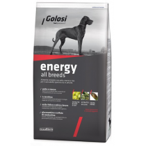 GOLOSI Energy All Breeds - Sacco 12kg