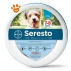 Bayer Seresto collare antiparassitario per cani ≤ 8 kg